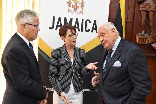 Jamaica IMO