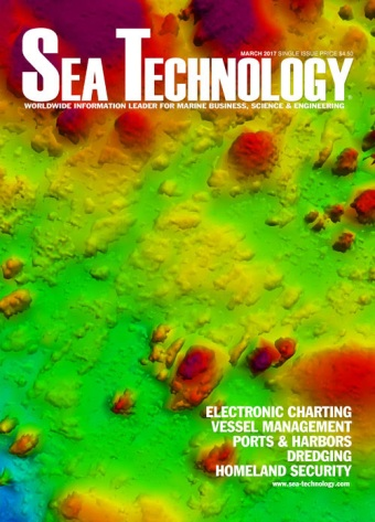 Sea Technology magazine March 2017