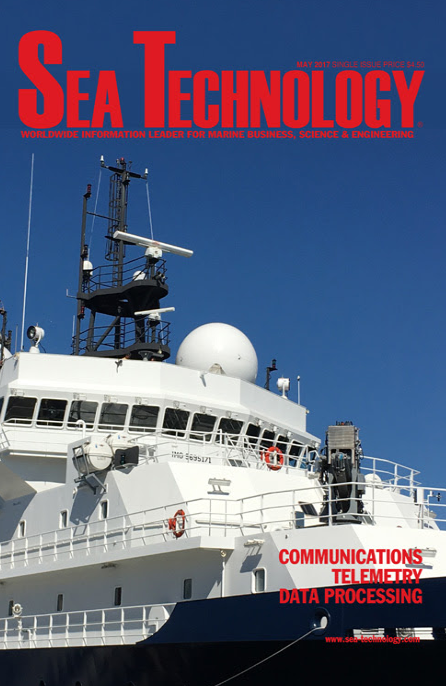 May 2017 Sea Technology